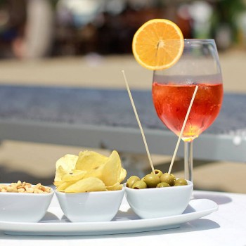 Spiaggia Rosen Beach, Cocktail di Benvenuto