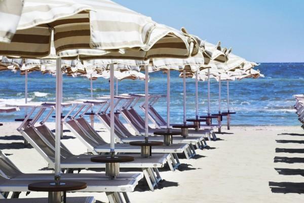 Spiaggia Rosen Beach Milano Marittima