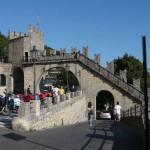 Porte e mura di San Marino
