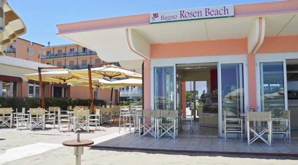 Bar Rosen Beach Milano Marittima