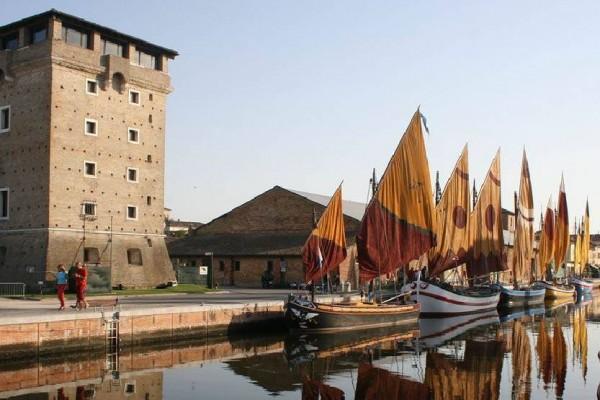 Porto Canale di Cervia