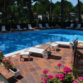 Hotel con Piscina a Milano Marittima